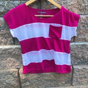 Epic Threads Striped Blouse